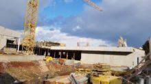 Baustellenfotos